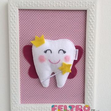 Quadro fada do dente