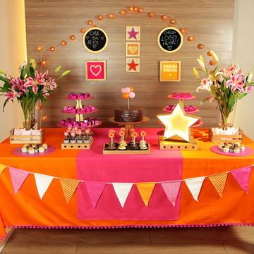 Aluguel Decoração de Festa - Estrela