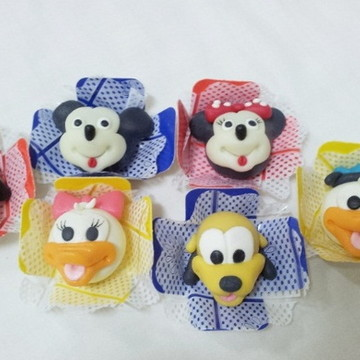 Turma do Mickey - Doces Modelados