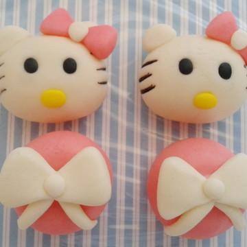 Hello Kitty - Doces Modelados