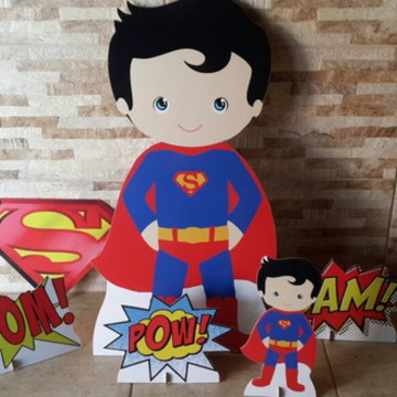 Kit Super man cute