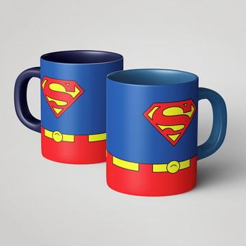 Caneca Super-Man