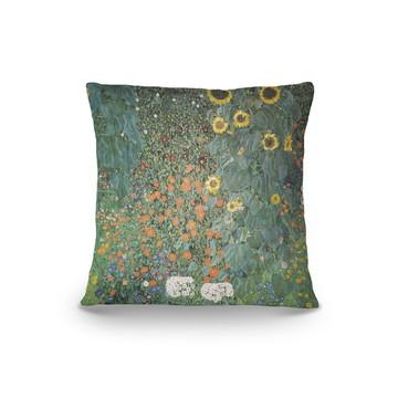 Almofada floral girasol