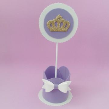 Centro de mesa princesa sofia
