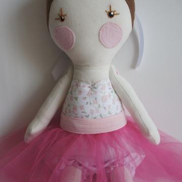 Boneca Serelepe Bailarina