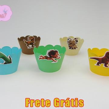 Forma para Cupcake O Bom Dinossauro