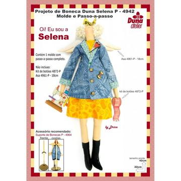 Projeto Boneca Selena P