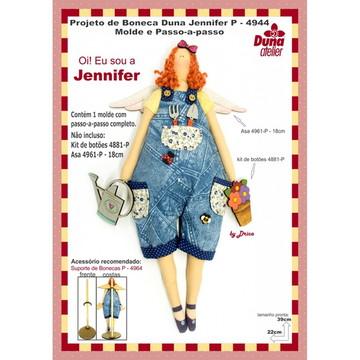 Projeto Boneca Jennifer P
