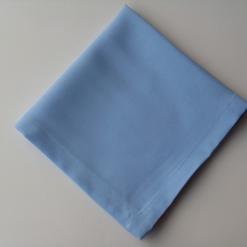 bac10e54c2e Guardanapo em Oxford Azul