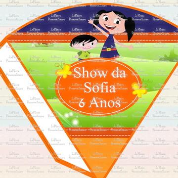 Cone Redondo Show da Luna
