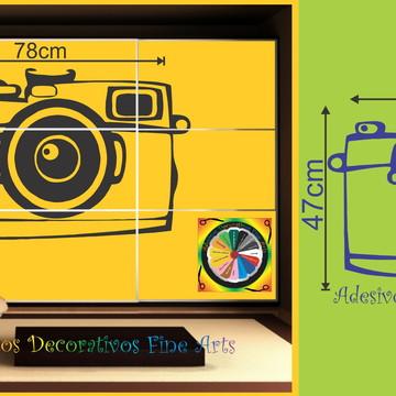 Maquina Fotográfica Foto Fotografia