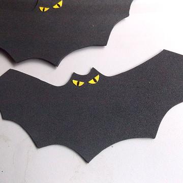 Recortes de morcegos em e.v.a.