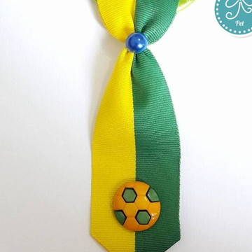 Gravata Pet - Brasil