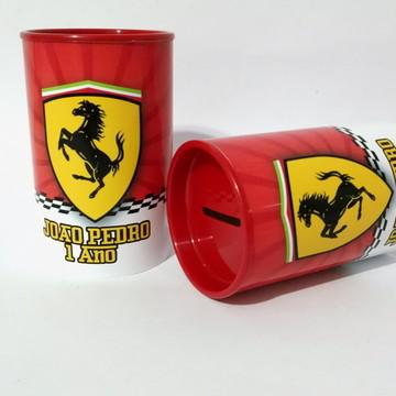 Ferrari Cofre para Lembrancinha