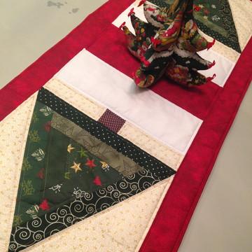 Trilho de Mesa de Natal