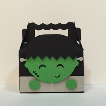 Halloween festa das bruxas monstro verde