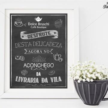 Chalkboard Digital Comércio Lojas