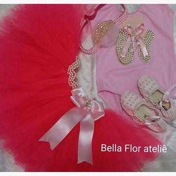 c1e8a2e725 Fantasia bailarina luxo luxo Completa