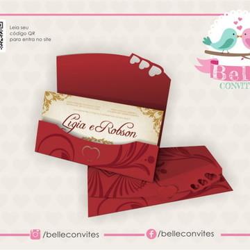 Convite De Casamento Especial 01