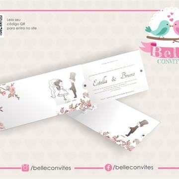 Convite De Casamento Especial 02