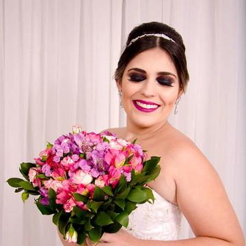 Tiara de noiva Cristais com pérolas