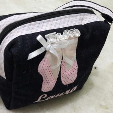 Bolsa tiracolo de bailarina