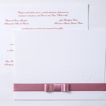 Convite de Casamento - CS.0103