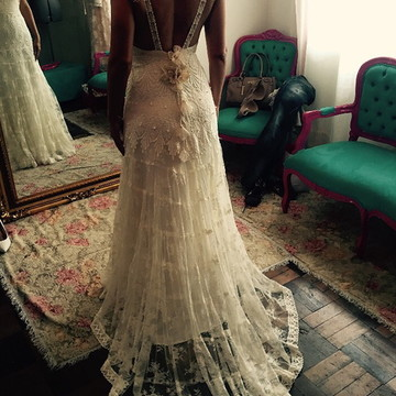Vestido Boho- Versailles