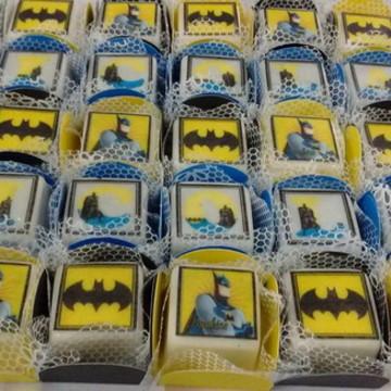 Bombons personalizados Super Herois