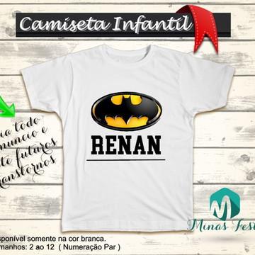 Camiseta Batman