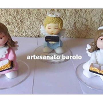 Anjinho Anjinha Batizado ou Comunhão