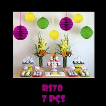 Kit decoração rapida e barata