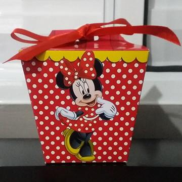 Caixinha da Minnie China In Box
