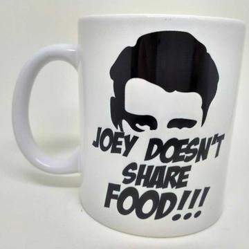 Caneca da série Friends - Joey Tribbiani