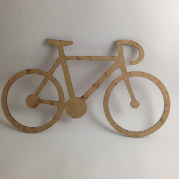 Recorte de Bicicleta