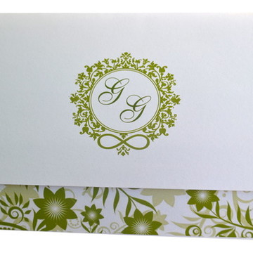 Convite de Casamento Econômico