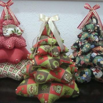 Árvores de Natal de Tecido
