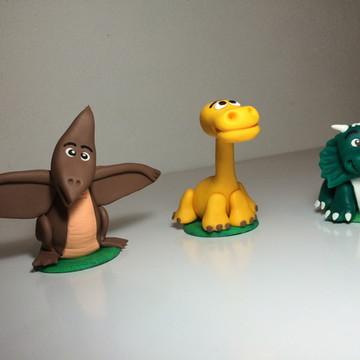 Mini escultura em Biscuit