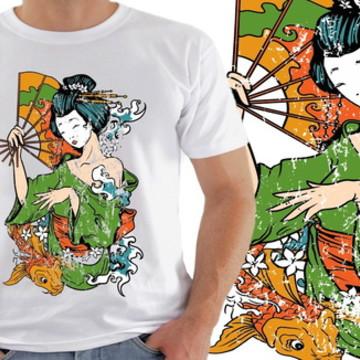 camiseta artes japonesas alternativa s8