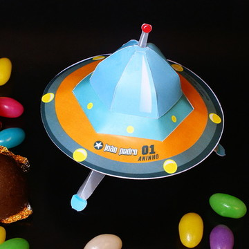 Festa Astronauta - Disco Voador