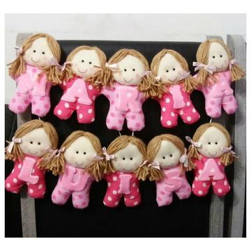 Varal de boneca