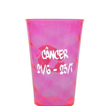 Copo de signo câncer