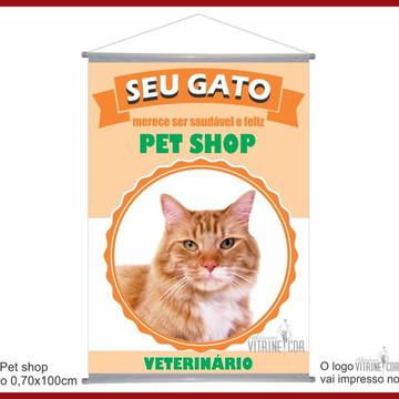 Banner para Loja Pet Shop