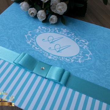 Convite Casamento 15 Anos Tifany