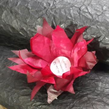 Forminha para doce Girassol em papel