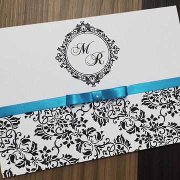 Convite para Casamento - Convite 15 anos - 240g