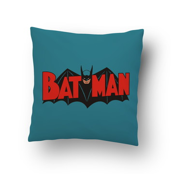 Capa de Almofada Herói Batman Retrô