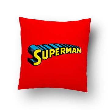 Capa de Almofada Herói Super Homem
