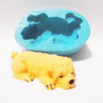 Shar-pei - molde de silicone