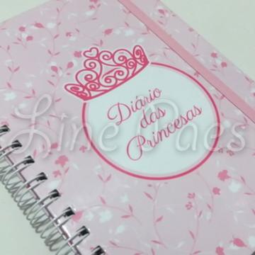 Caderno Personalizado - Diário